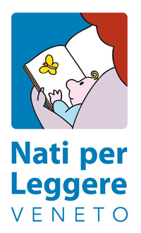 Logo Nati per Leggere - Veneto