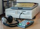 Audiobook: dispositivo per la lettura di libri per ipovedenti e non vedenti