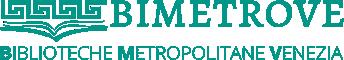 Logo BiMetroVe - Biblioteche Metropolitane Venezia