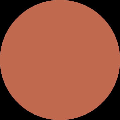 cerchio marrone