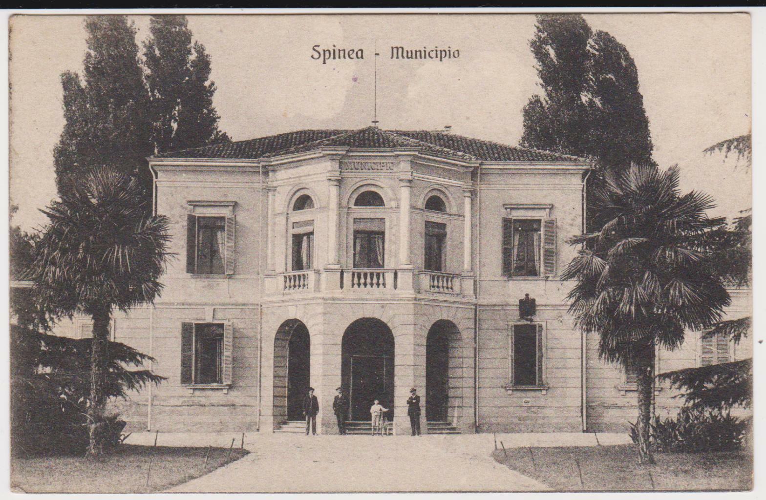 Municipio di Spinea inizi '900