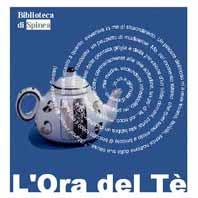 L'Ora del Tè - Logo del Gruppo di Lettura di Spinea