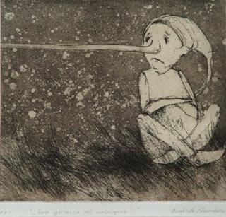 Pinocchio - Rosalinda Incardona