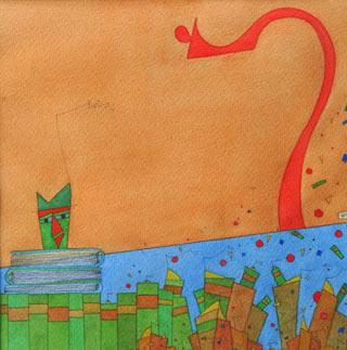 Illustrazione - Oreste Sabadin