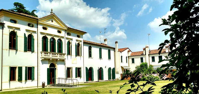 Villa Simion lato sud