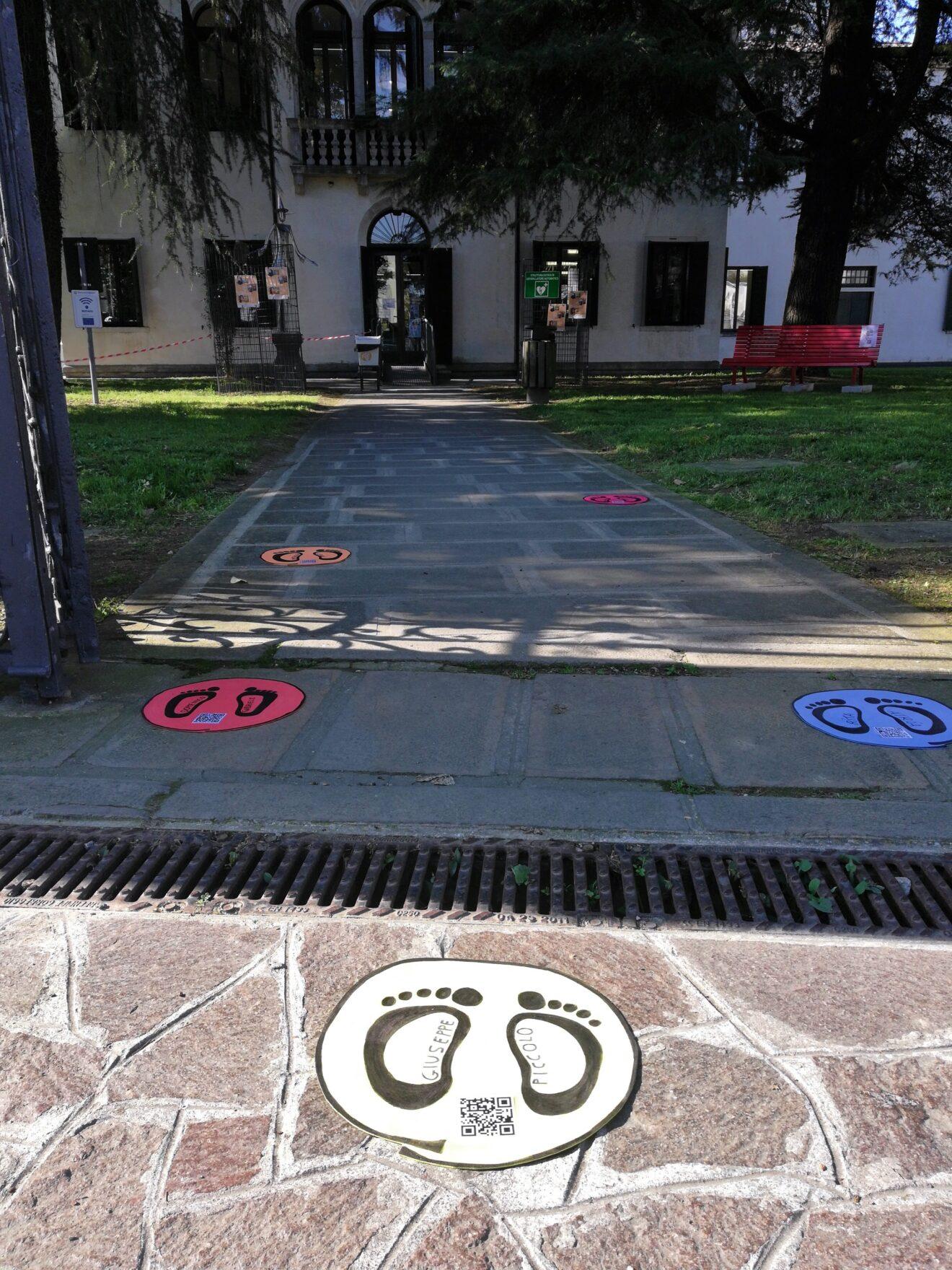 Impronte Giornata nazionale della Memoria e dell'Impegno in ricordo delle vittime innocenti delle mafie