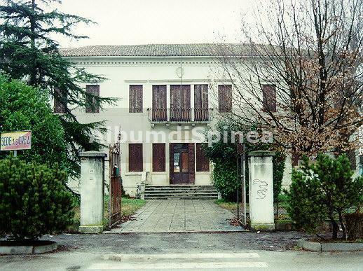 Palazzo Barbarigo a Crea