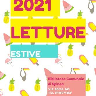Letture estive 2021